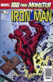 Iron Man #46 #391 100 Page Monster (1998) Marvel Comics